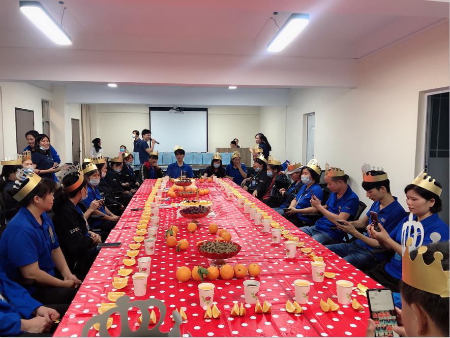 金大控股11月员工生日会|小PARTY, 乐相聚,共同成长的时光